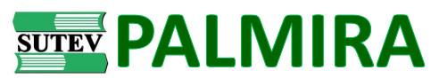 SUTEV – PALMIRA